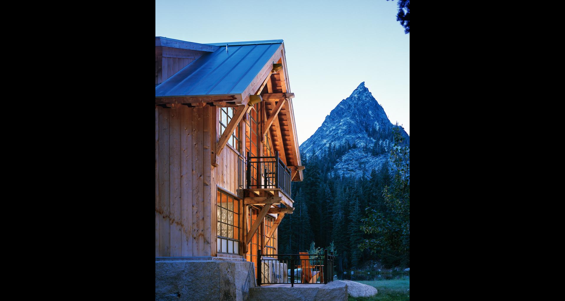 Mountain Cabin Stone Interiors Interior Design Firm