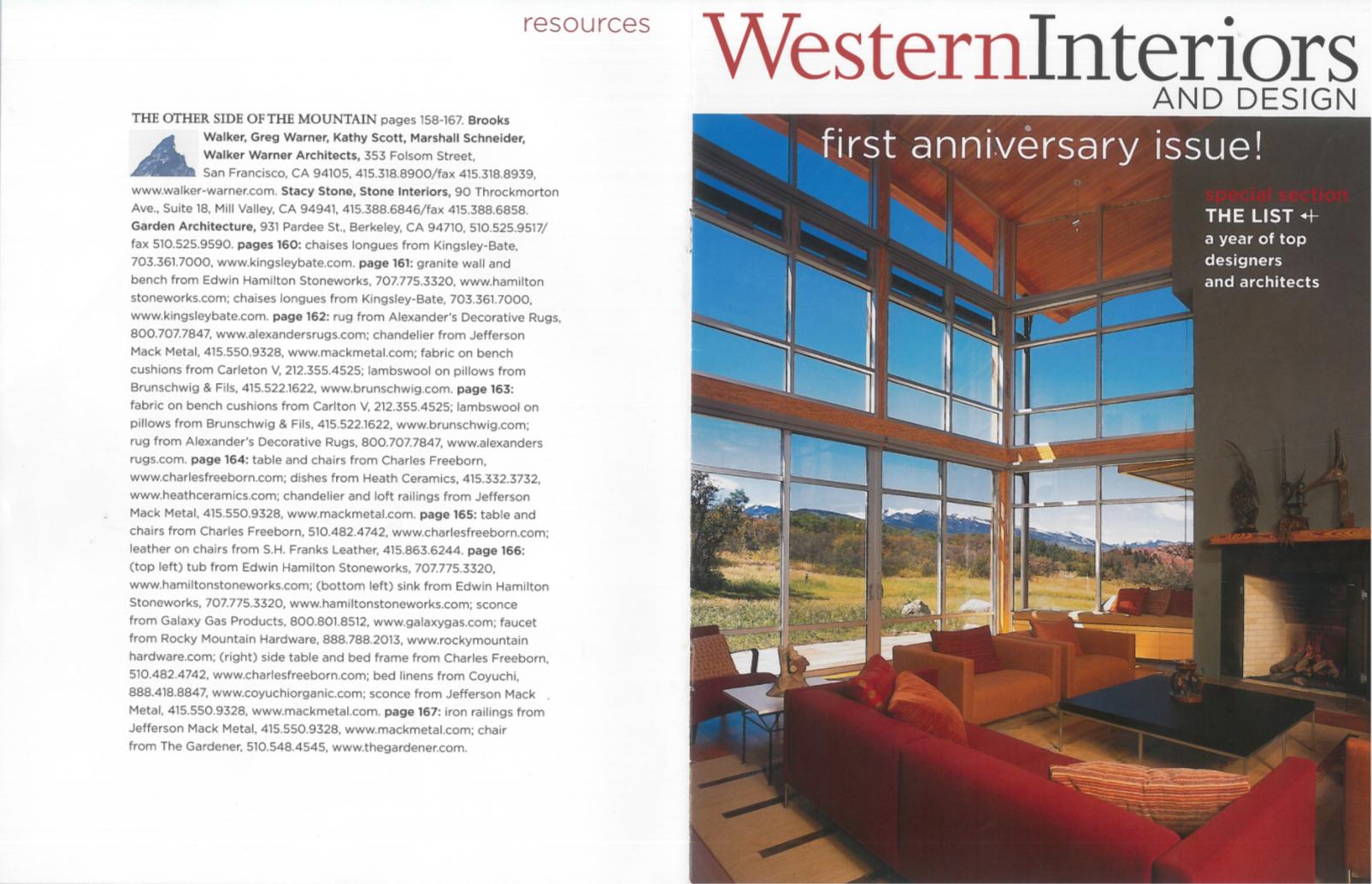 Western Design magazine 2